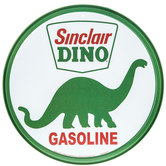 Sinclair Dino Gasoline Metal Sign
